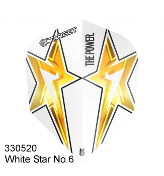 Target POWER WHITE STAR Flight Standart Generation 3