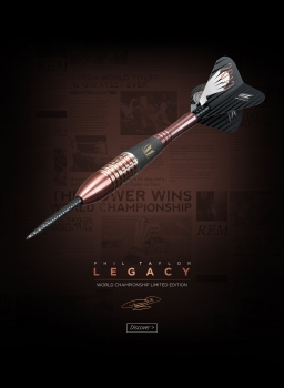 Target Phil Taylor Legacy Limited