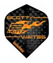 Winmau Embossed Flight Scotty Waites 111