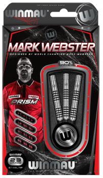 Winmau Mark Webster Steeldart 23g