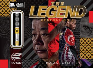 Paul Lim Legend G3 90% 20g Soft Darts Japan