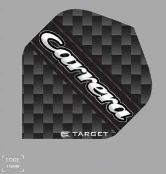 Target Vision Flights Pro 100 Carrera Black