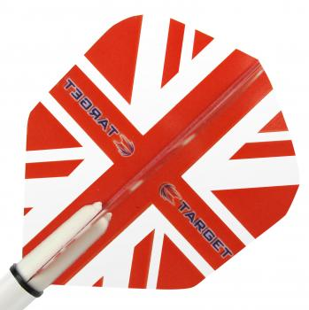 Target Union Jack Vision No6 Rot