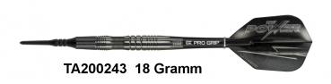 Target Phil Taylor Power 8zero BLACK TITANIUM Softdart 18 Gramm