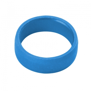 Slot Lock Rings color Blue
