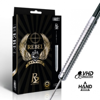 One80 Rebel Steeldart 22 Gramm  R2