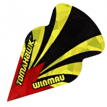 Winmau Tomahawk Slim Flights 105