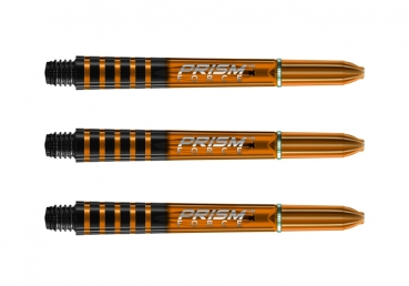 Winmau Prism Force Schäfte Medium Orange