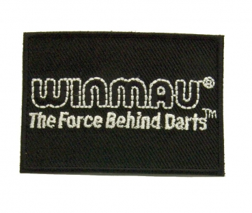 Winmau Aufnäher The Force Behind Darts