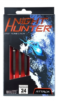 Night Hunter Attack Steeltip 24 Gramm