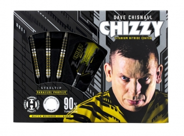 Dave Chisnall Chizzy Harrows Steel Darts 90% 21g