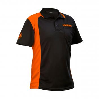 Winmau Wincool 2 Shirts Black-Orange Size XXXXL