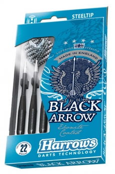 Harrows  Black Arrow Steeldart Brass 19gR
