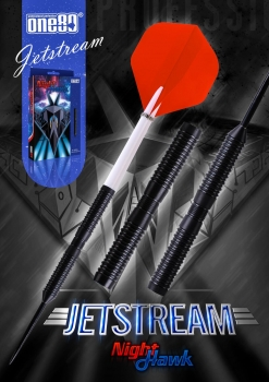 One80 Night Hawk  Jetstream Steeldart 24 Gramm