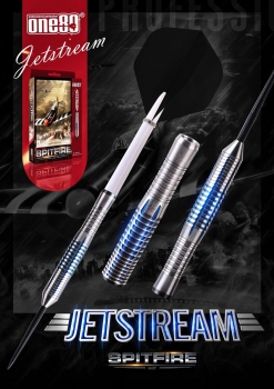 One80 Spitfire  Softdart Jetstream  18 Gramm Barrelgewicht
