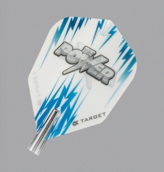 Target Phil Taylor Power Flights Vision 9five Weiss