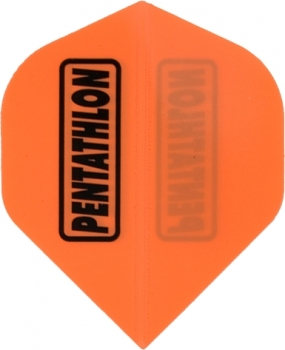 Pentathlon Flights Standard Orange