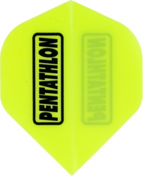 Pentathlon Flights Standard Gelb