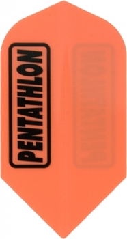 Pentathlon Flights slim schmal Orange