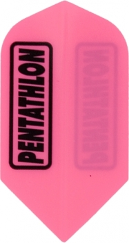 Pentathlon Flights slim schmal Rosa