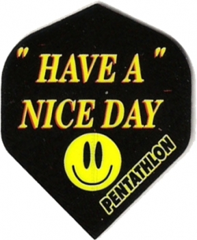 "Pentathlon Flights "" Have a nice Day """