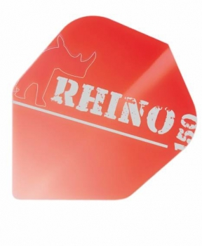 Target Vision 150 Flights Rhino No6 Orange/Clear