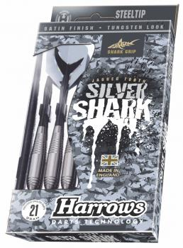 Harrows Silver Shark Steeldart 21g