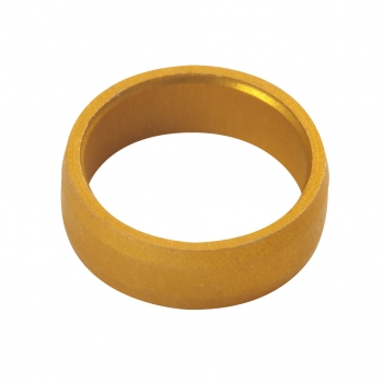 Slot Lock Rings color Gold