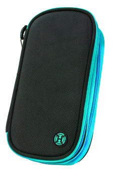 Z800 Wallet Harrows Aqua / Black