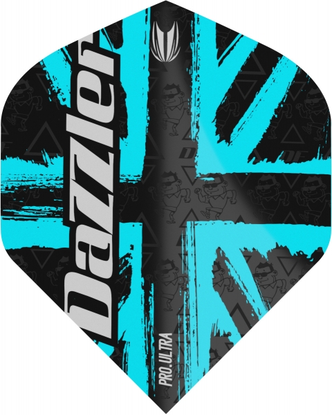 Target Darryl Fitton Generation 2 Pro Ultra No.6 Flights