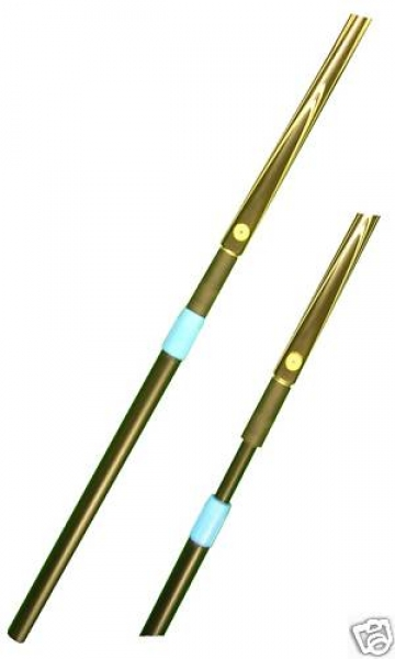 Telescopic Cue Extender with BCE Riley Joint  Short Version