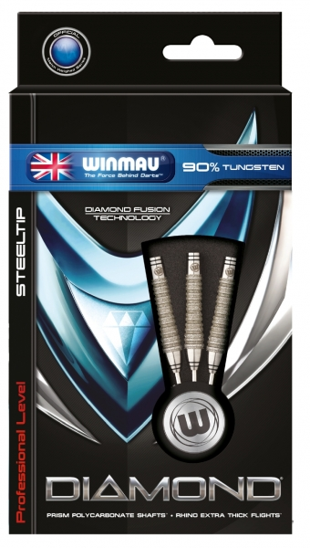 Winmau Diamond Steeldart 90% 25g