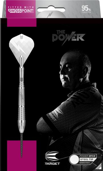 Target Phil Taylor 9Five Generation 6 Swiss Point 22 Gramm