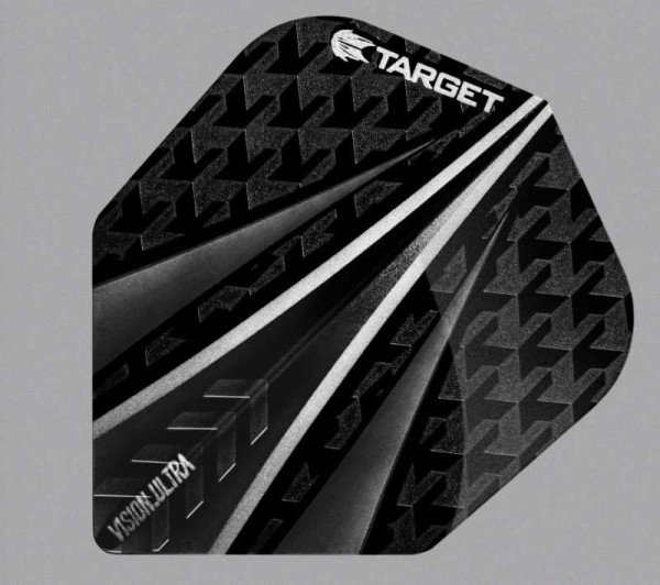 Target Vision Ultra 3 Fin Flights Black