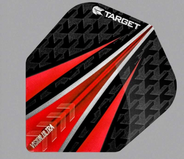 Target Vision Ultra 3 Fin Flights Red